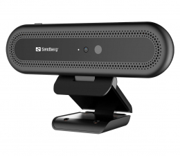Kamera internetowa Sandberg Face Recognition Webcam 1080P