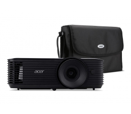 Projektor Acer X138WHP DLP + torba