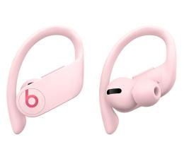 Słuchawki bezprzewodowe Apple Powerbeats Pro różowe chmury
