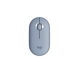 Myszka bezprzewodowa Logitech M350 jasnoniebieski