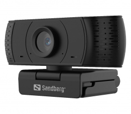 Kamera internetowa Sandberg USB Office Webcam 1080P HD
