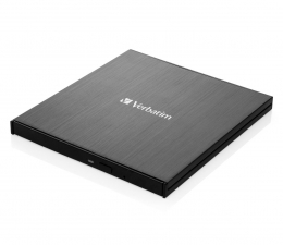 Nagrywarka Blu-Ray Verbatim Slimline X4 USB-C 3.1