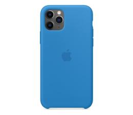 Etui / obudowa na smartfona Apple Silicone Case do iPhone 11 Pro Surf Blue