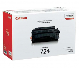 Toner do drukarki Canon CRG-724 czarny 6 000 str.