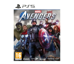 Gra na PlayStation 5 PlayStation Marvel's Avengers