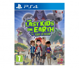 Gra na PlayStation 4 PlayStation The Last Kids on Earth and the Staff of DOOM