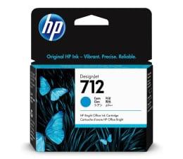 Tusz do drukarki HP 712 3ED67A cyan 29ml