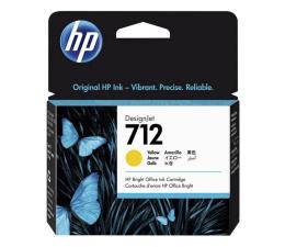 Tusz do drukarki HP 712 yellow 29ml