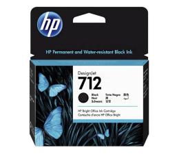 Tusz do drukarki HP 712 black 38ml
