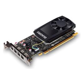 Karta graficzna NVIDIA Fujitsu Quadro P1000 4GB GDDR5