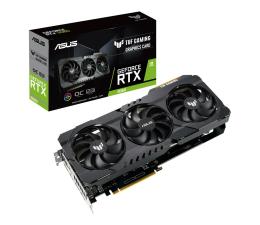 Karta graficzna NVIDIA ASUS GeForce RTX 3060 TUF Gaming OC edition 12GB GDDR6