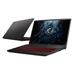 "Notebook / Laptop 17,3"" MSI GF75 i5-10500H/8GB/512 RTX3060 144Hz"