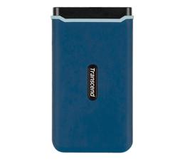 Dysk zewnętrzny SSD Transcend ESD370C 1TB USB 3.2 Gen. 2 Niebieski