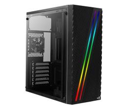 Obudowa do komputera AeroCool PGS Streak RGB Czarna