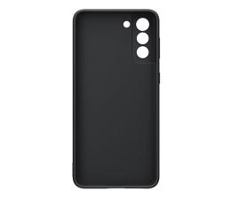 Etui / obudowa na smartfona Samsung Silicone Cover do Galaxy S21+ Black