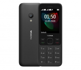 Smartfon / Telefon Nokia 150 Dual SIM czarny
