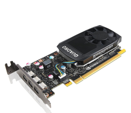 Karta graficzna NVIDIA Lenovo Quadro P400 Low Profile 2GB GDDR5