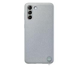 Etui / obudowa na smartfona Samsung Kvadrat Cover do Galaxy S21+ Mint Gray