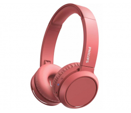 Słuchawki bezprzewodowe Philips TAH4205 Czerwone