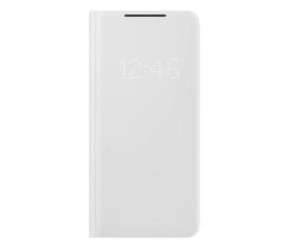 Etui / obudowa na smartfona Samsung LED View Cover do Galaxy S21+ Light Gray