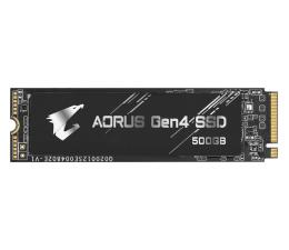 Dysk SSD Gigabyte 500GB M.2 PCIe Gen4 NVMe AORUS