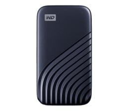 Dysk zewnętrzny SSD WD My Passport SSD 2TB USB 3.2 Gen. 2 Niebieski