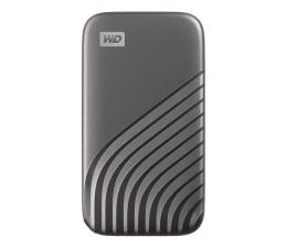 Dysk zewnętrzny SSD WD My Passport SSD 2TB USB-C Szary