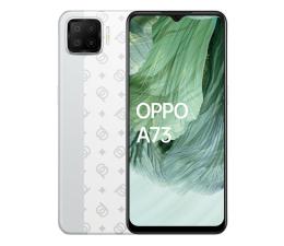 Smartfon / Telefon OPPO A73 4/128GB AMOLED NFC Biały