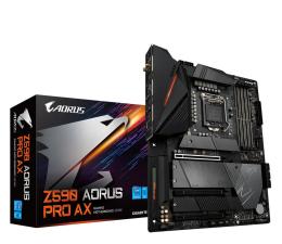 Płyta główna Socket 1200 Gigabyte Z590 AORUS PRO AX