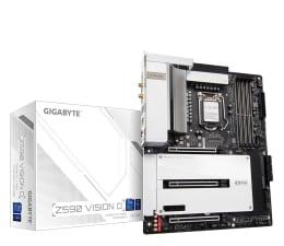 Płyta główna Socket 1200 Gigabyte Z590 VISION D