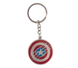 """Brelok z gier CENEGA Brelok Marvel CW """"Captain America Shield"""""""