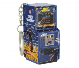 """Brelok z gier CENEGA Brelok Space Invaders """"Arcade"""""""