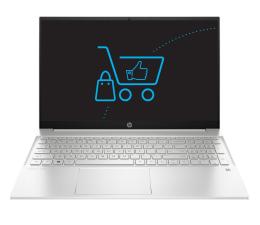 "Notebook / Laptop 15,6"" HP Pavilion 15 i5-1135G7/32GB/512 MX350 Silver"