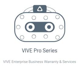 Gwarancja rozszerzona do VR HTC HTC Business Warranty & Services - Pro
