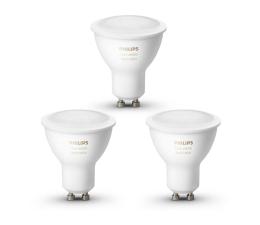 Inteligentna żarówka Philips Hue White and Color Ambiance (3szt. GU10 5,7W)