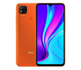 Smartfon / Telefon Xiaomi Redmi 9C NFC 3/64GB Sunrise Orange
