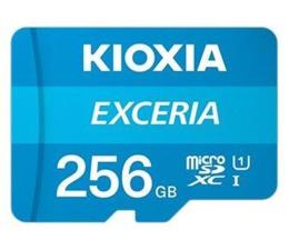 Karta pamięci microSD KIOXIA 256GB microSDXC Exceria 100MB/s C10 UHS-I U1