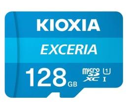 Karta pamięci microSD KIOXIA 128GB microSDXC Exceria 100MB/s C10 UHS-I U1