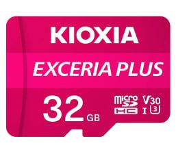 Karta pamięci microSD KIOXIA 32GB microSDHC Exceria Plus 100MB/s UHS-I U3 V30