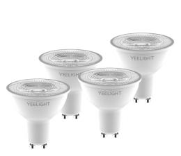 Inteligentna żarówka Yeelight W1 GU10 (ściemnialna) 4szt