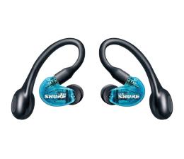 Słuchawki bezprzewodowe Shure Aonic 215 True Wireless niebieskie