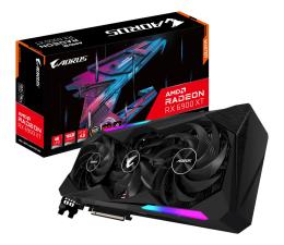 Karta graficzna AMD Gigabyte Radeon RX 6900 XT Aorus Master 16GB GDDR6