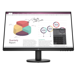 "Monitor LED 24"" HP P24v G4"
