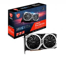 Karta graficzna AMD MSI Radeon RX 6700 XT MECH 2X 12GB GDDR6