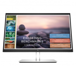 "Monitor LED 24"" HP E24t G4"