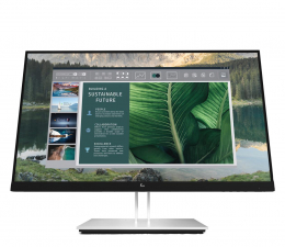 "Monitor LED 24"" HP E24u G4"