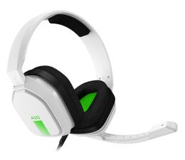 Słuchawki przewodowe ASTRO A10 dla Xbox One, PS4, PC biało zielone