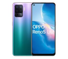 Smartfon / Telefon OPPO Reno5 Lite 8/128GB fioletowo-niebieski