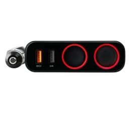 Ładowarka samochodowa Xblitz R1 Quick Charge 12/24V