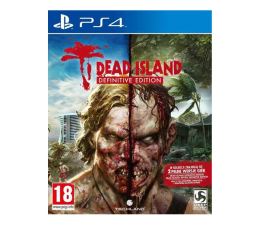 Gra na PlayStation 4 PlayStation Dead Island Definitive Collection
